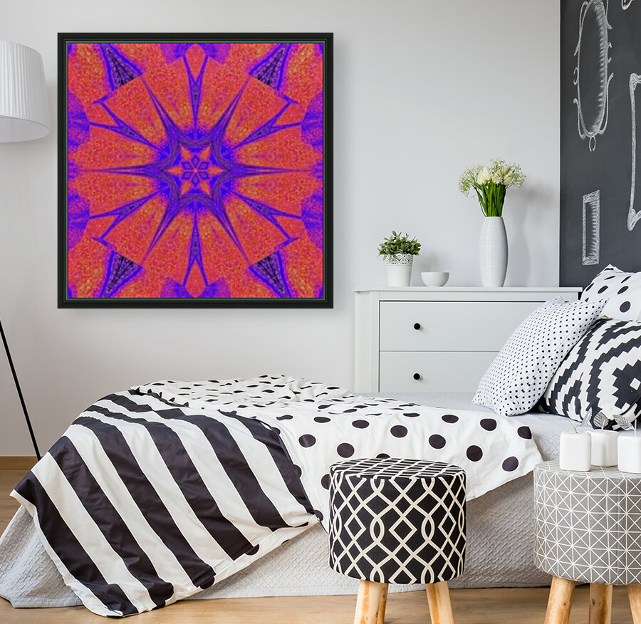 Lotus And Sunshine 2  Art