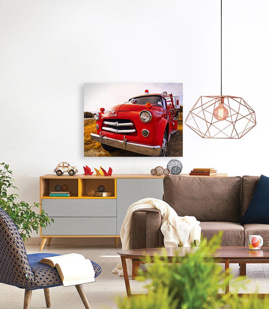 Pompier  Art
