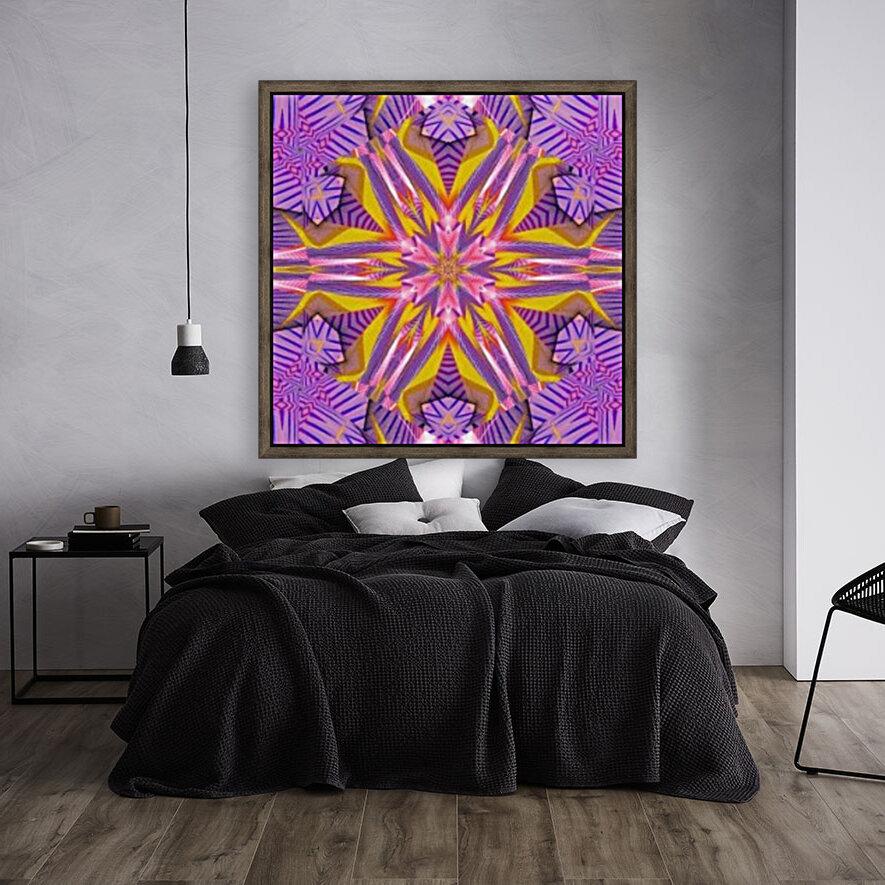 Lotus In The Pink 2  Art