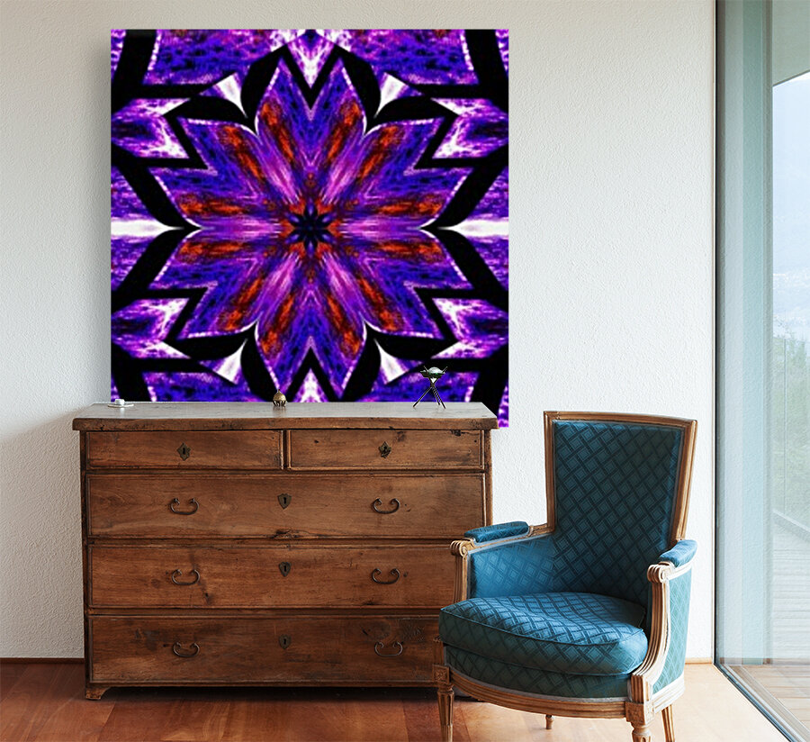 Lotus In Glow 14  Art