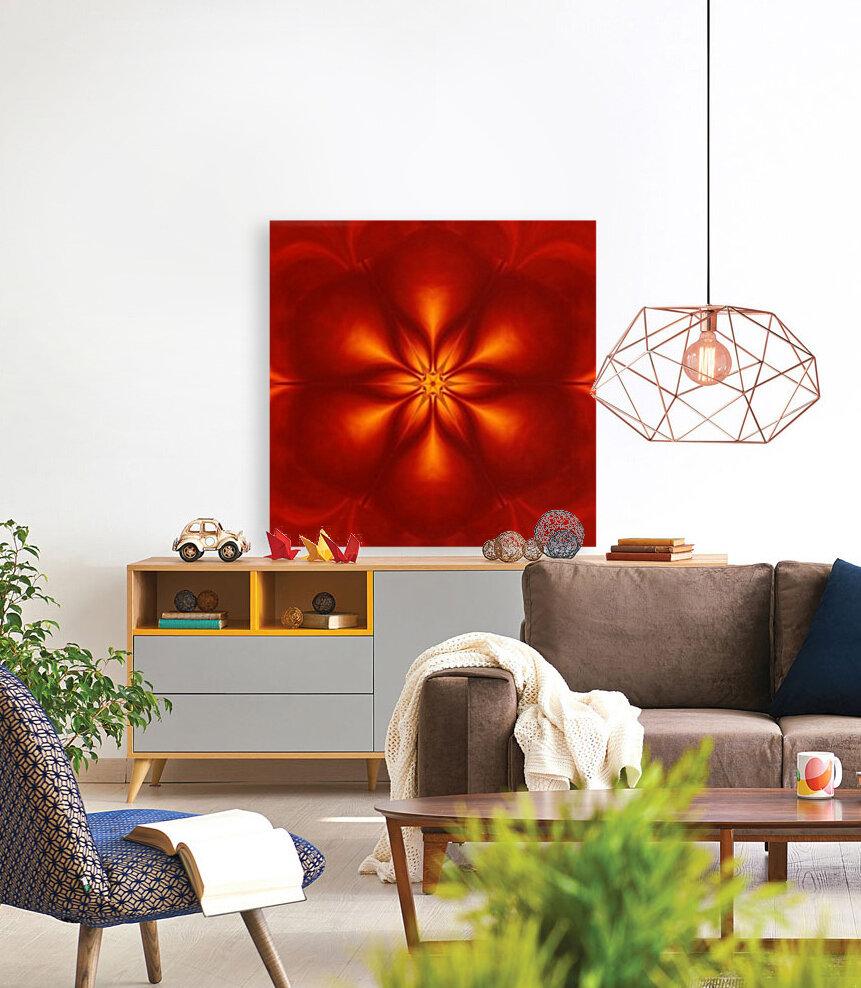 Fire Flowers 10  Art