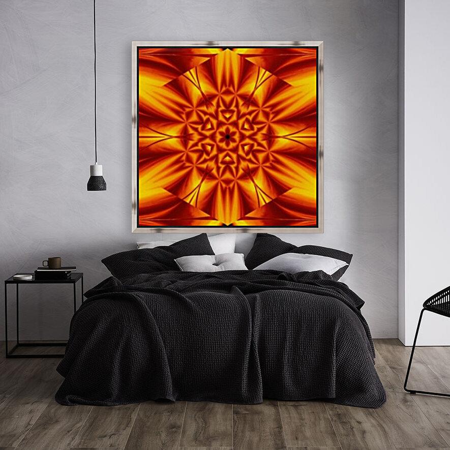 Fire Flowers 104  Art