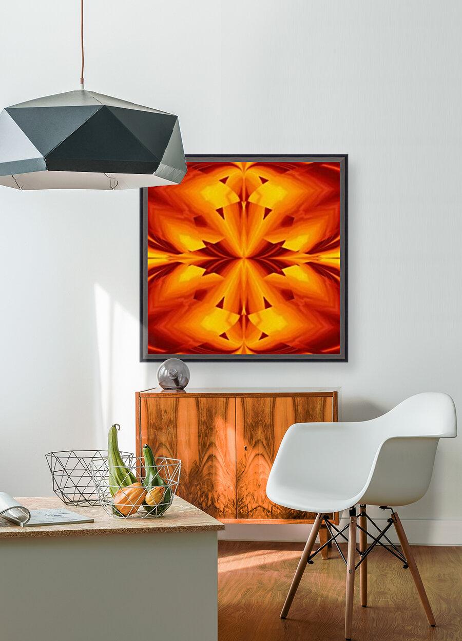 Fire Flowers 109  Art