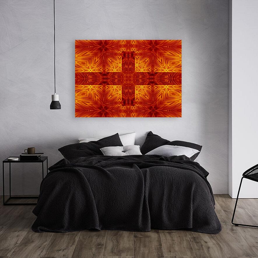 Fire Flowers 151  Art
