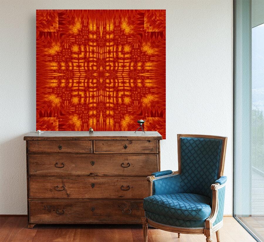 Fire Flowers 166  Art