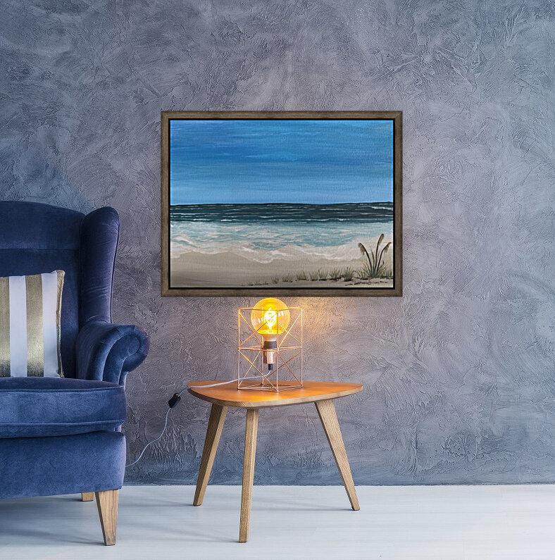Ocean side  Art