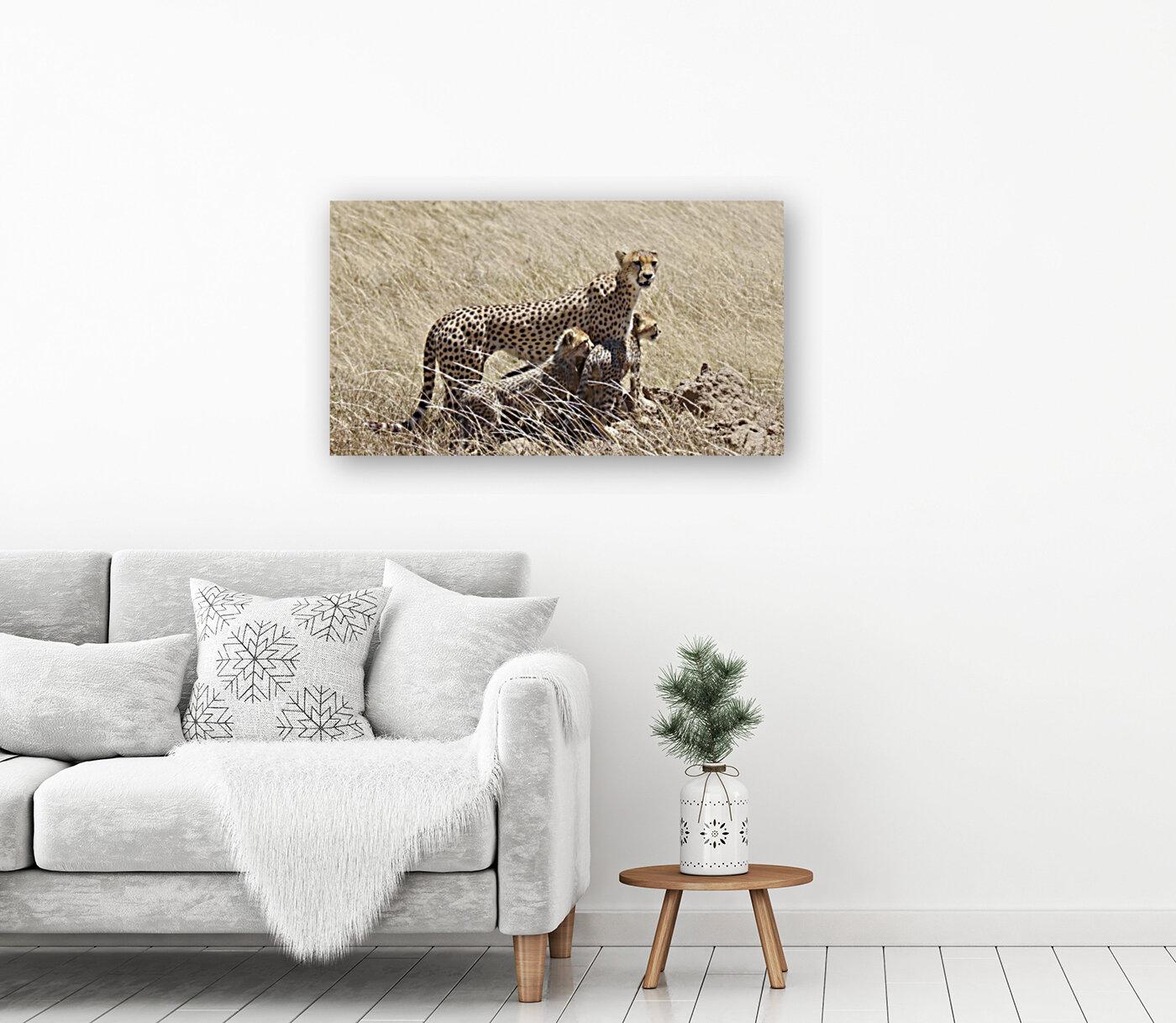 Mama Cheetah  Art