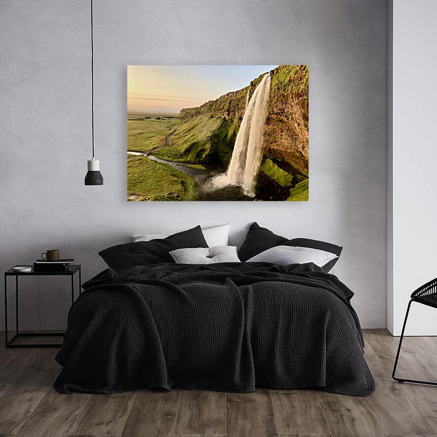 Seljalandsfoss  Art