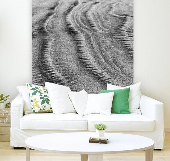 Sandy Waves  Art