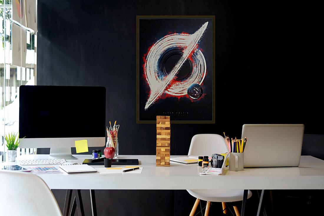 Black Hole  Art