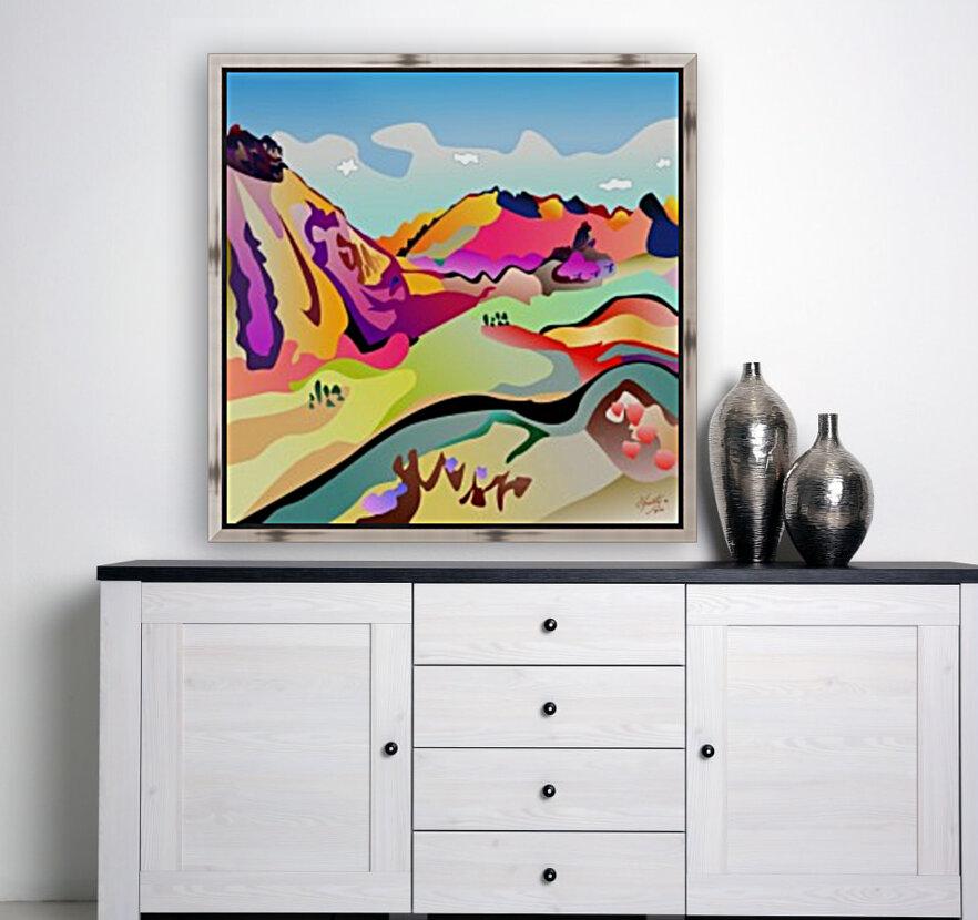 Sybille Range  Art
