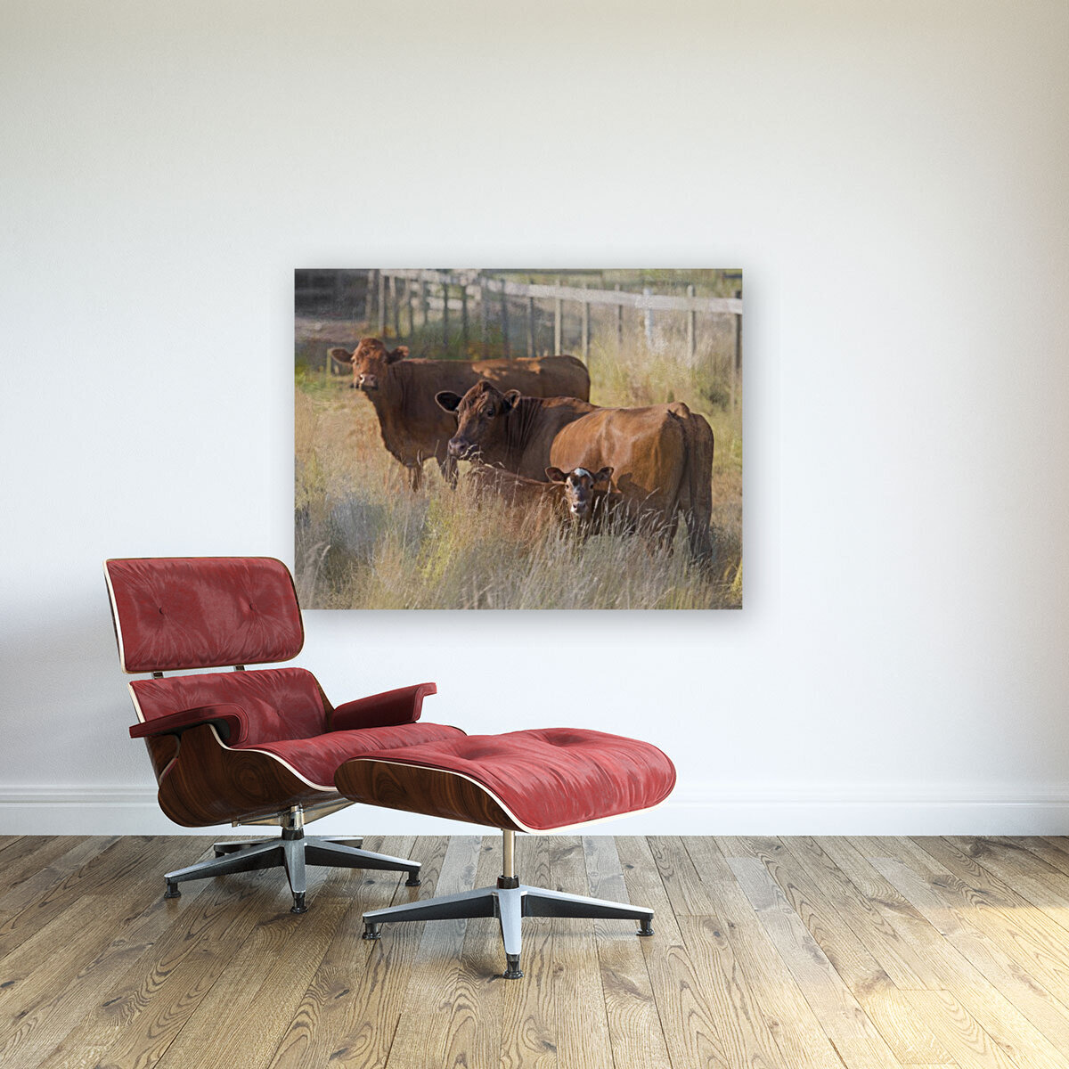 Three Cows   Art