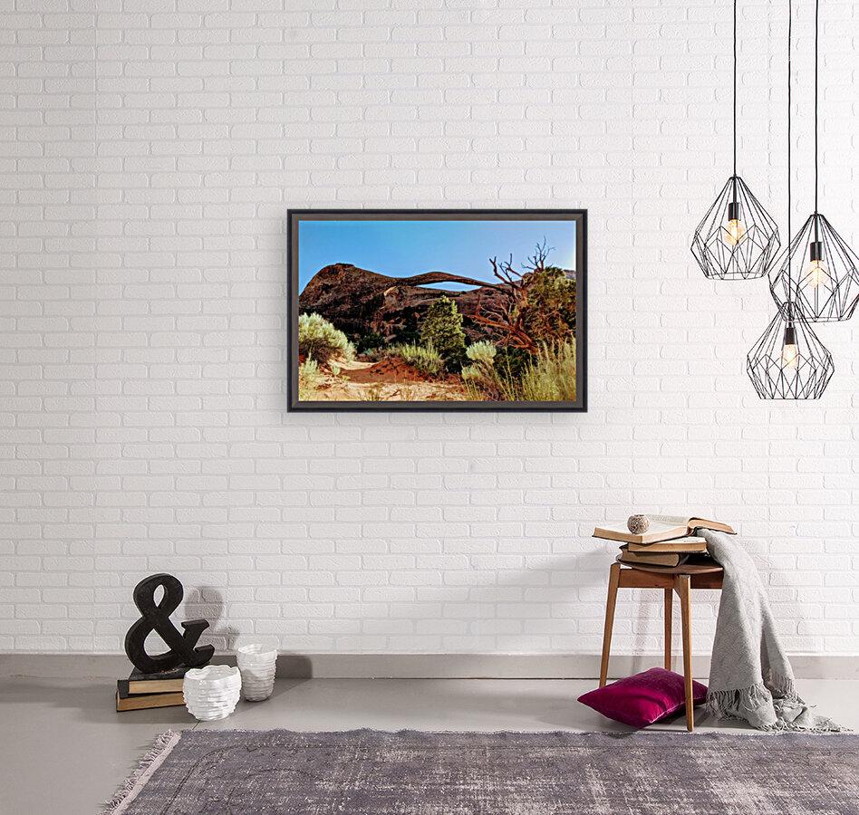 Landscape Arch I  Art