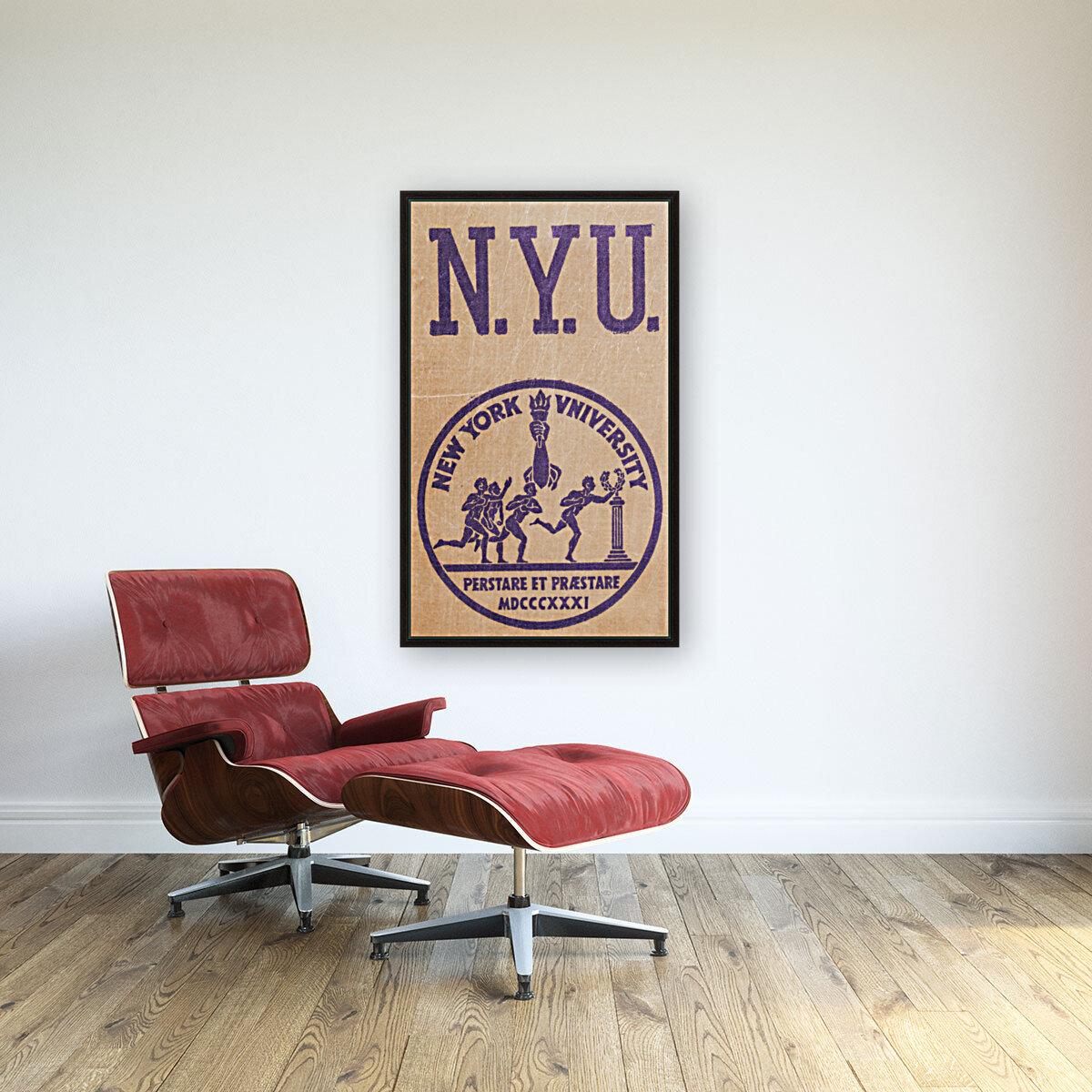 1950s NYU Art  Art