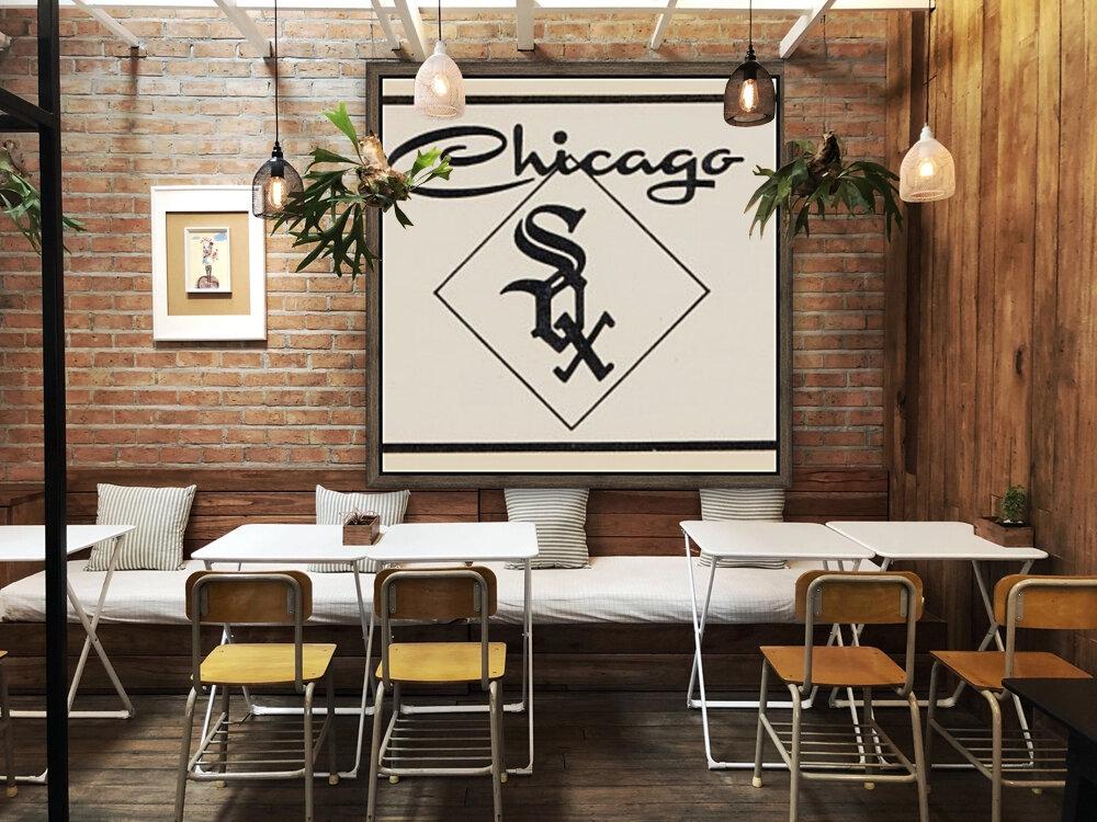 1961 Chicago White Sox Art  Art