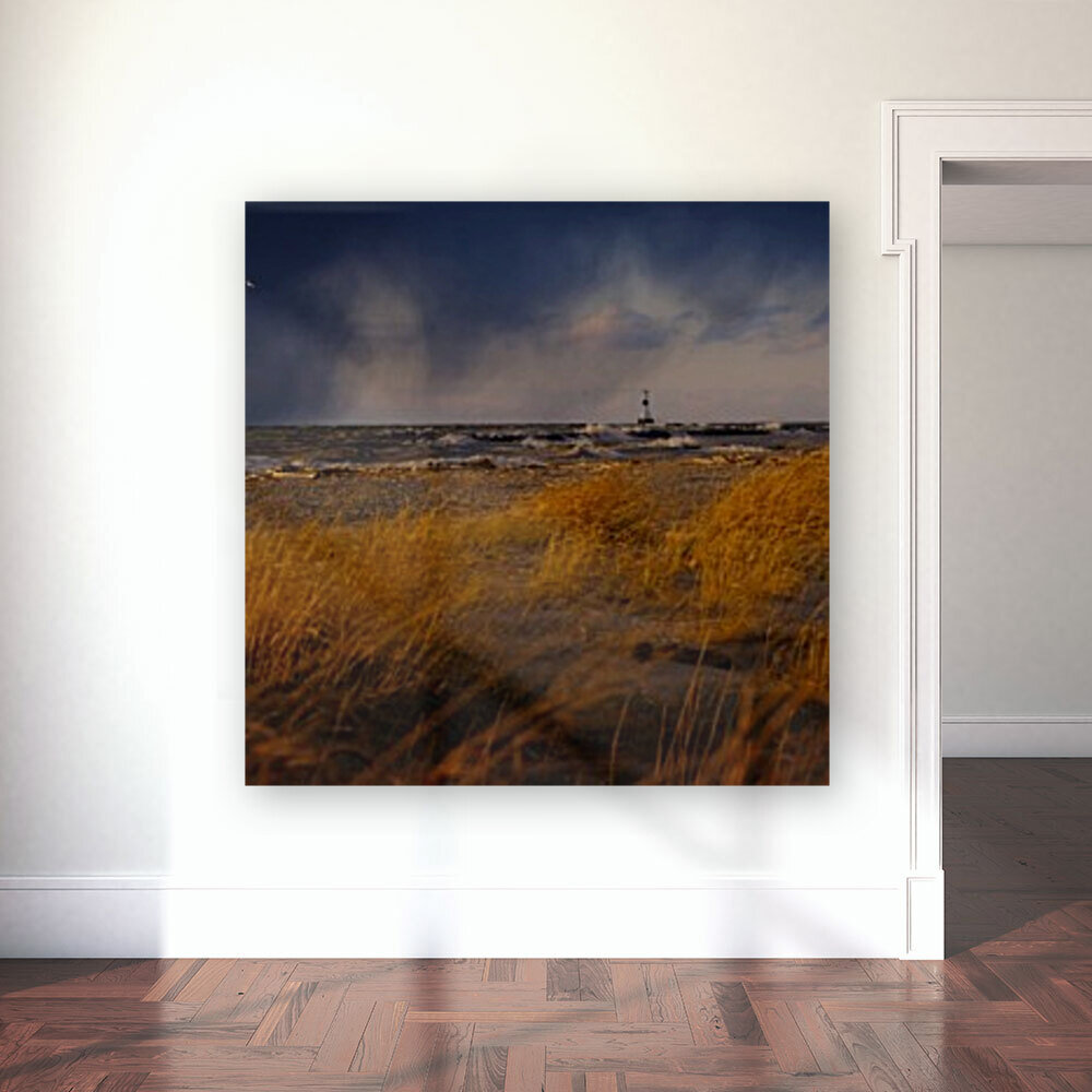 Conneaut Lighthouse Lake Erie  Art
