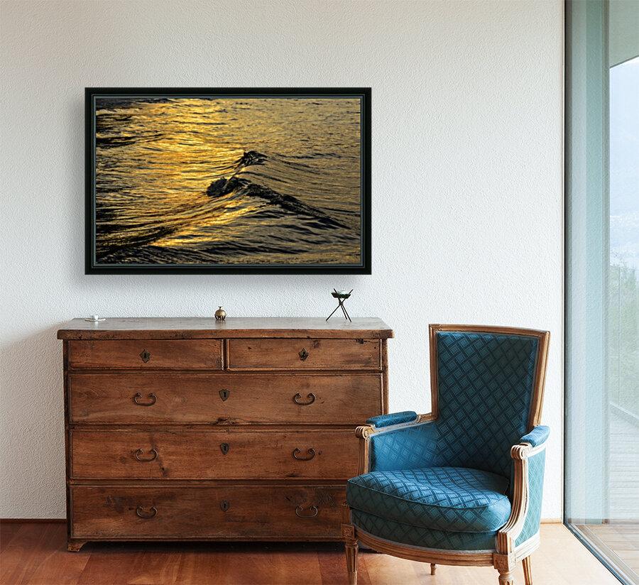 Lake Erie waves 9  Art