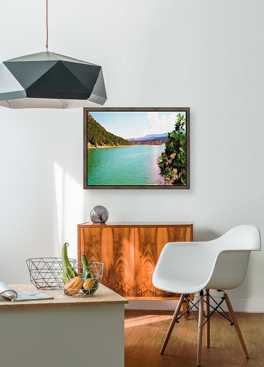 Utah Lake  Art