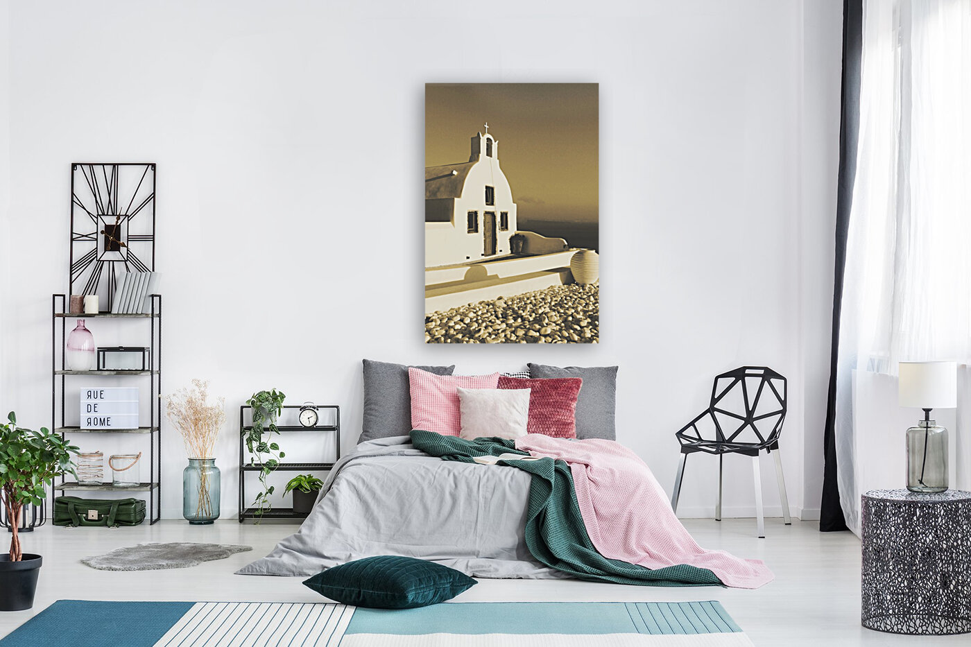 The Small Chapel  Art