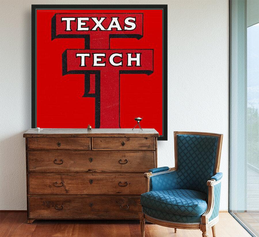 1948 Texas Tech Art  Art