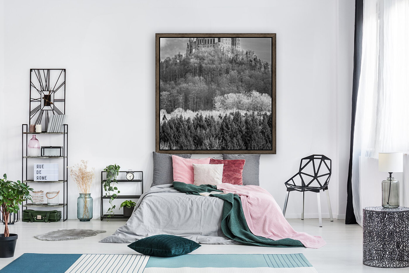 Hohenzollern Castle, Germany  Art