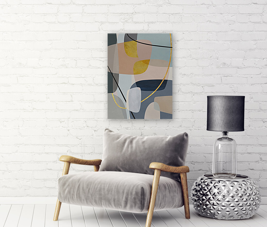Abstract Composition 1147  Art