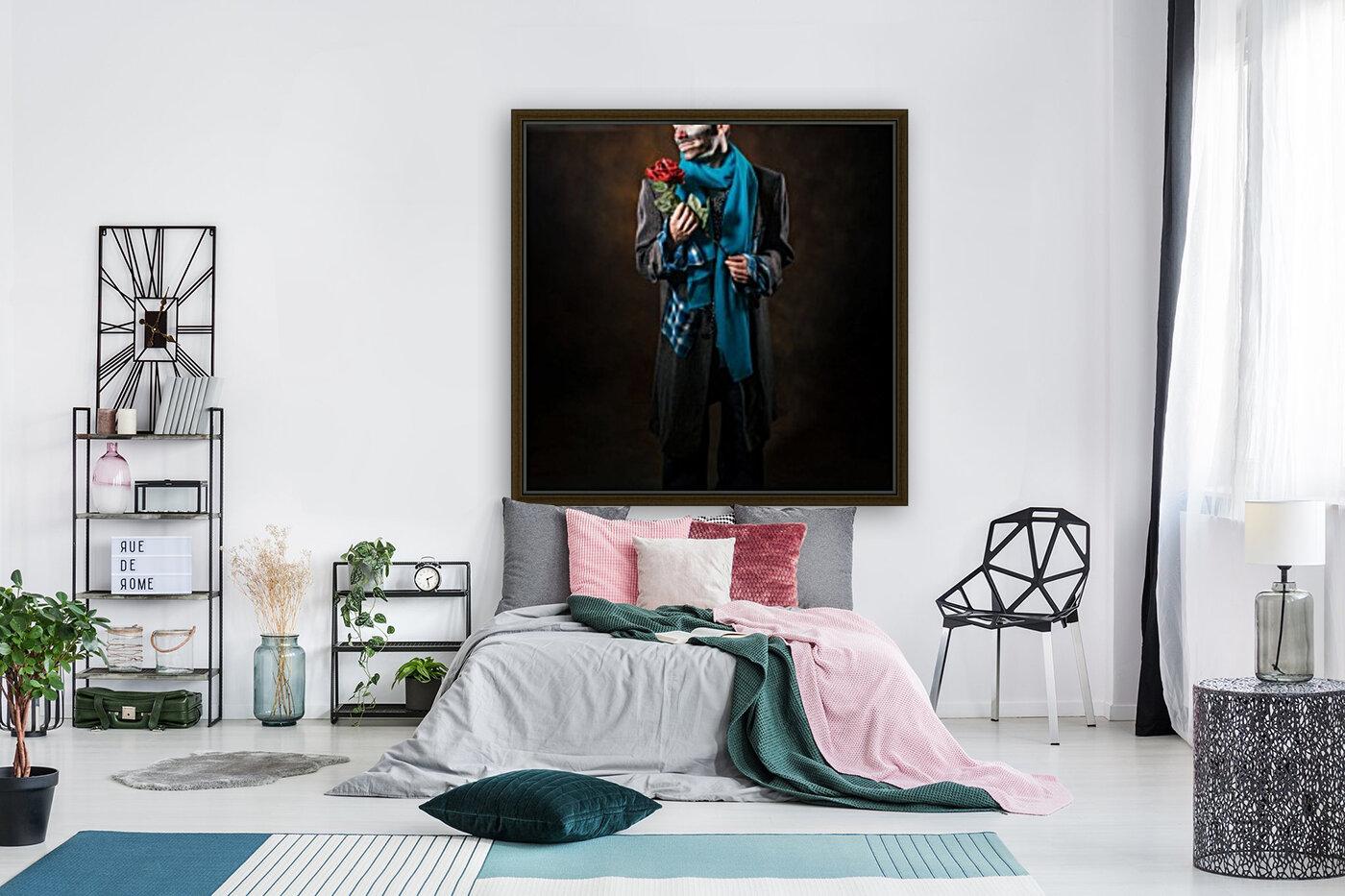 Auguste et rose  Art