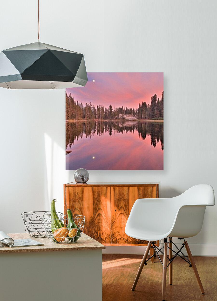 Azalea Sunset  Art