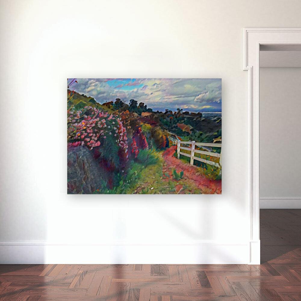 Rollings hills  Art