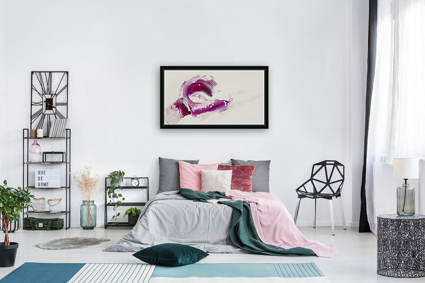 Magenta Sunrise  Art