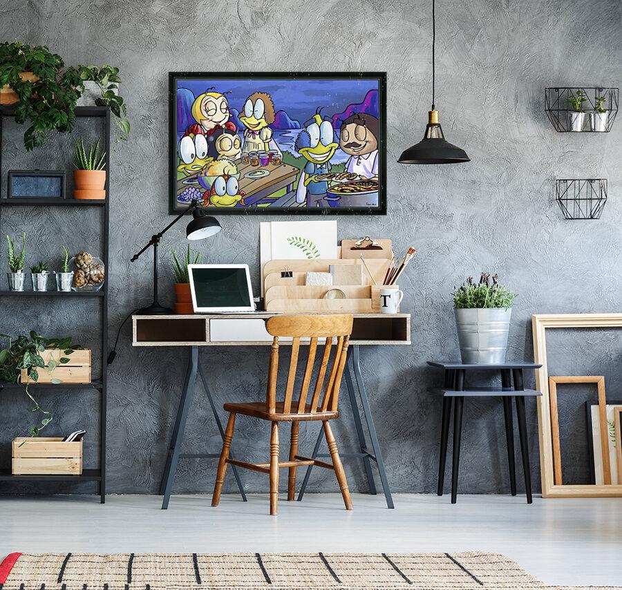 A Dream of Summer - Family  Art