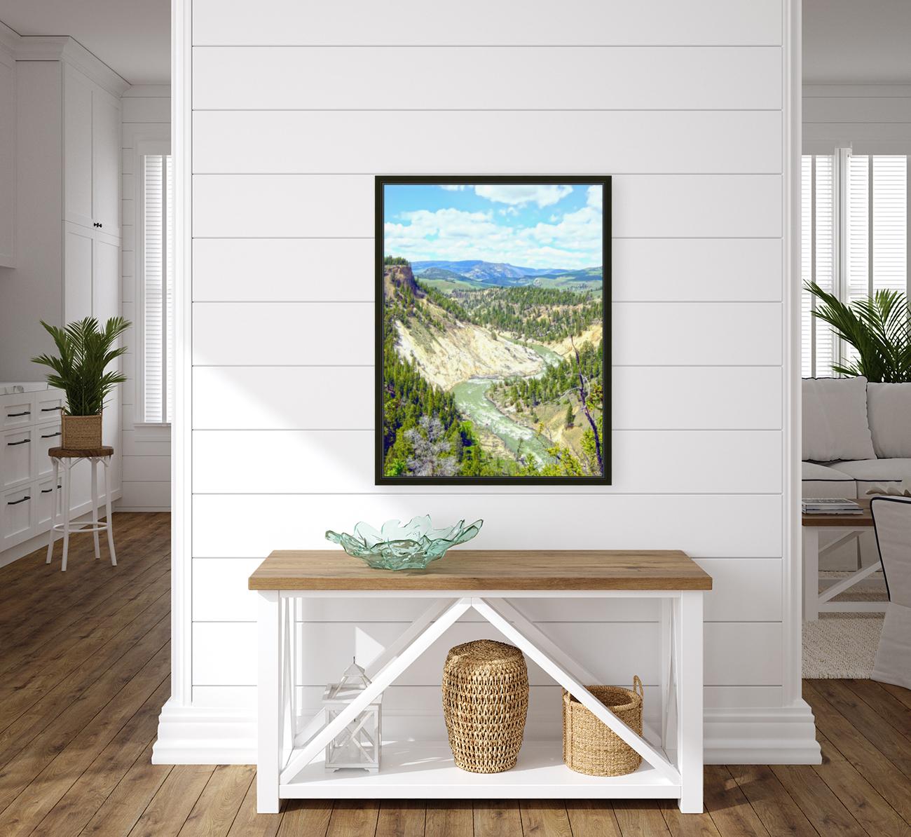 Wild Yellowstone  Art