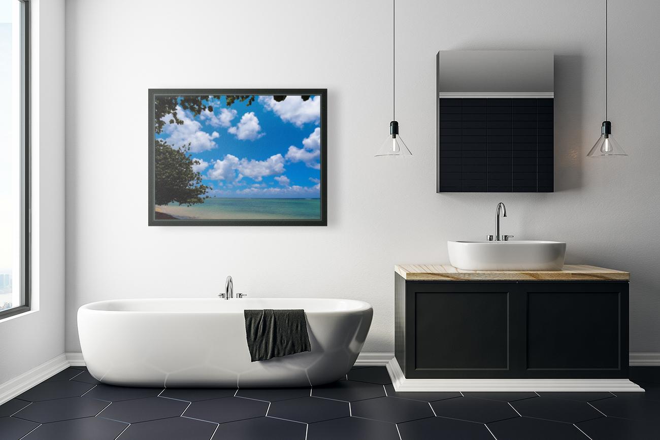 Turquoise Waters & Blue Skies  Art