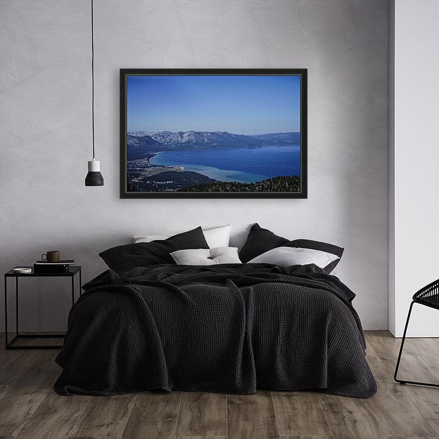 Lake Tahoe View  Art