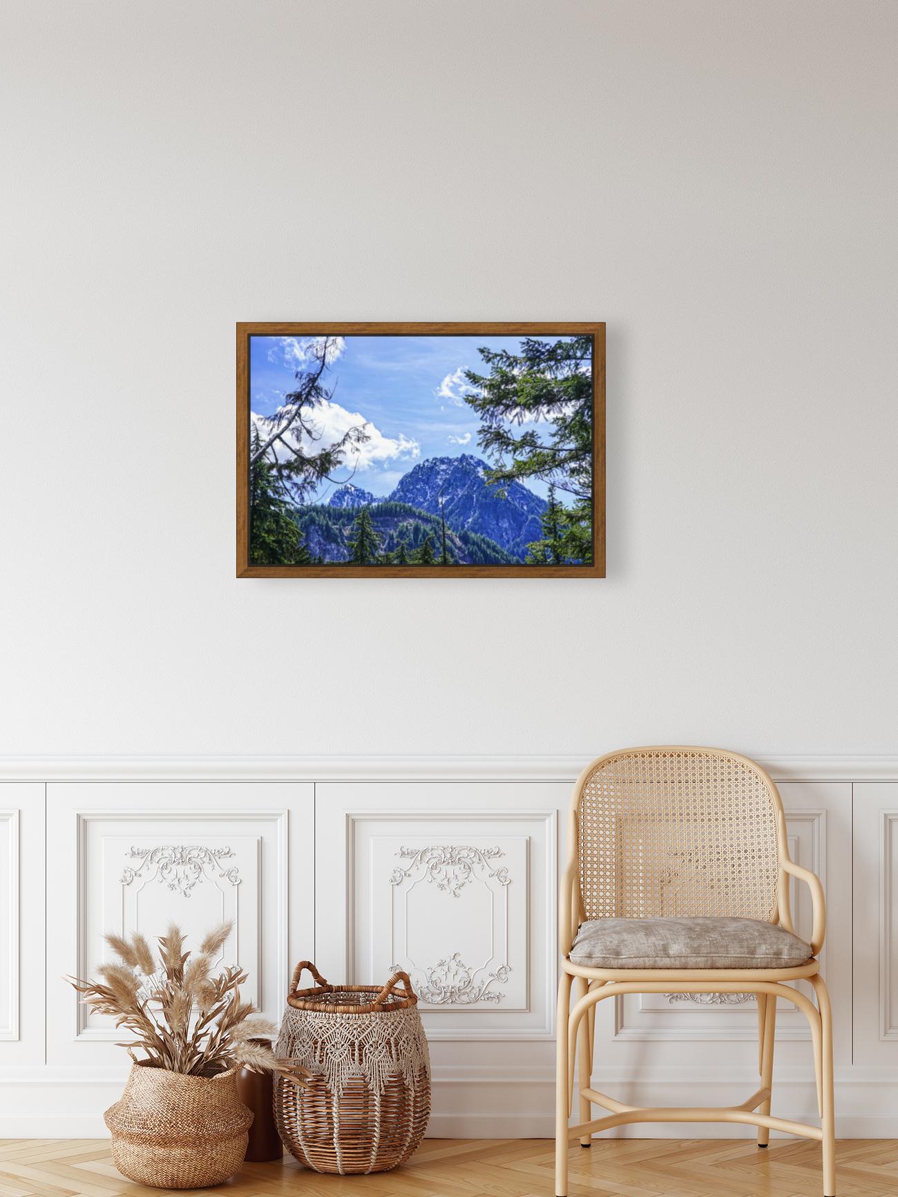The Cascades  Art