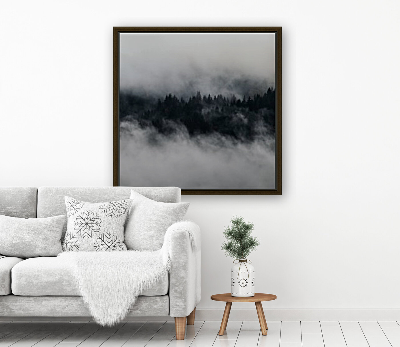 Layers of trees  Art
