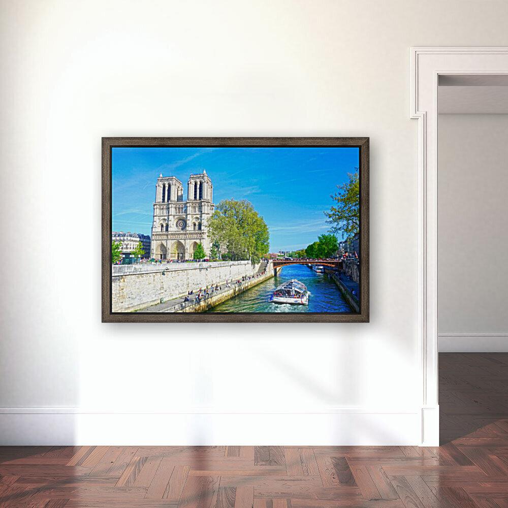 Paris Snapshot in Time 8 of 8  Art