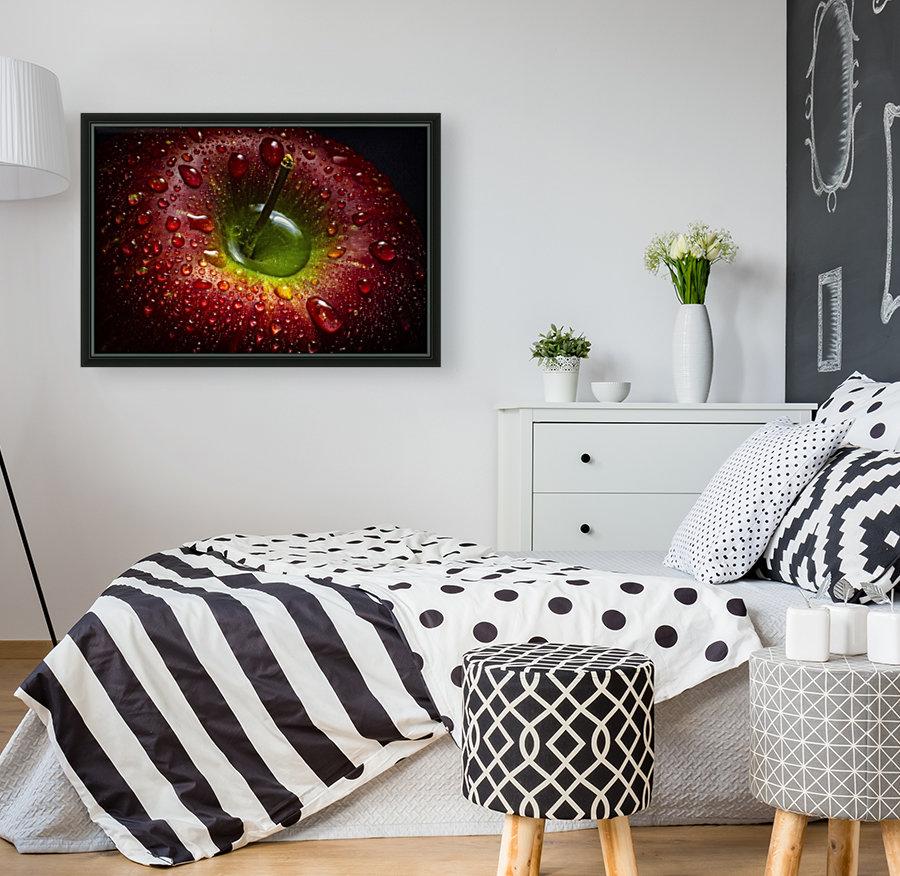 Red Apple  Art