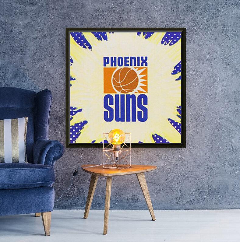 1988 Phoenix Suns Art  Art