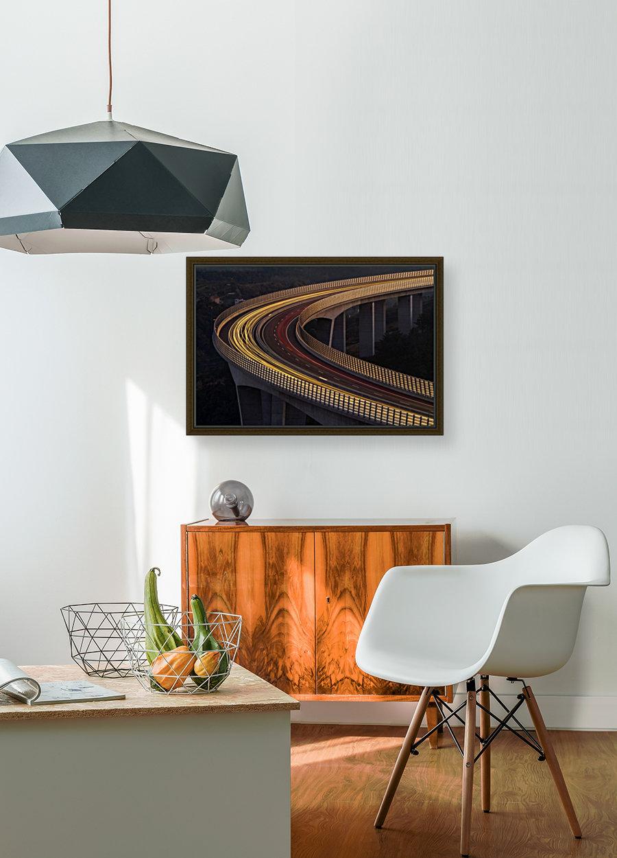 Viadukt AŒrni Kal by Jaka Ivancic   Art
