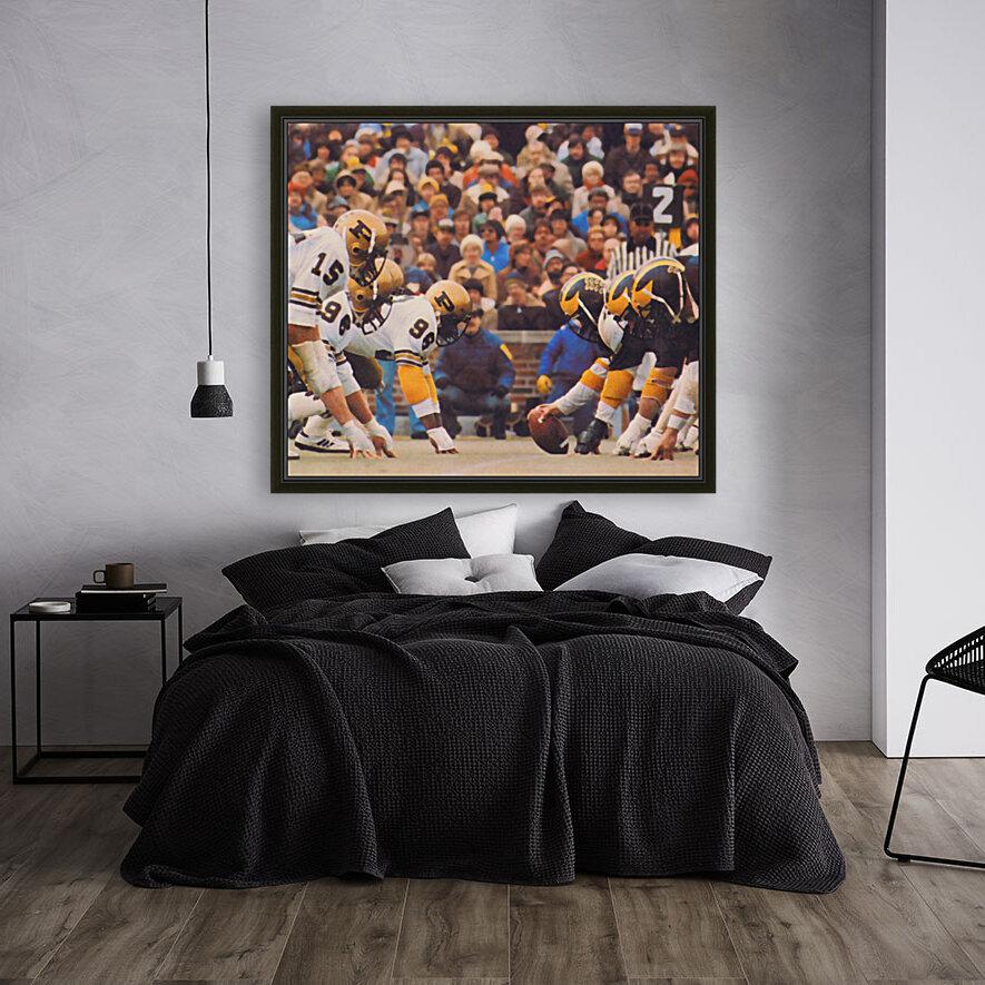 Purdue Football Art  Art
