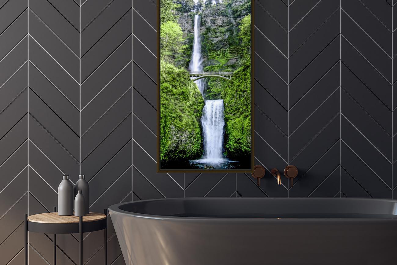 I Dreamed of Waterfalls  Art