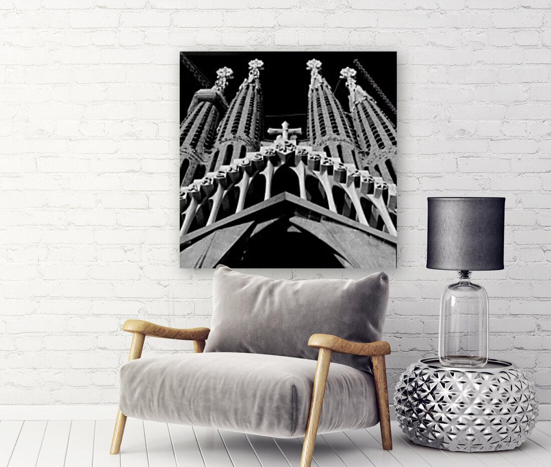 the Cathedral - La Sagrada Familia  Art