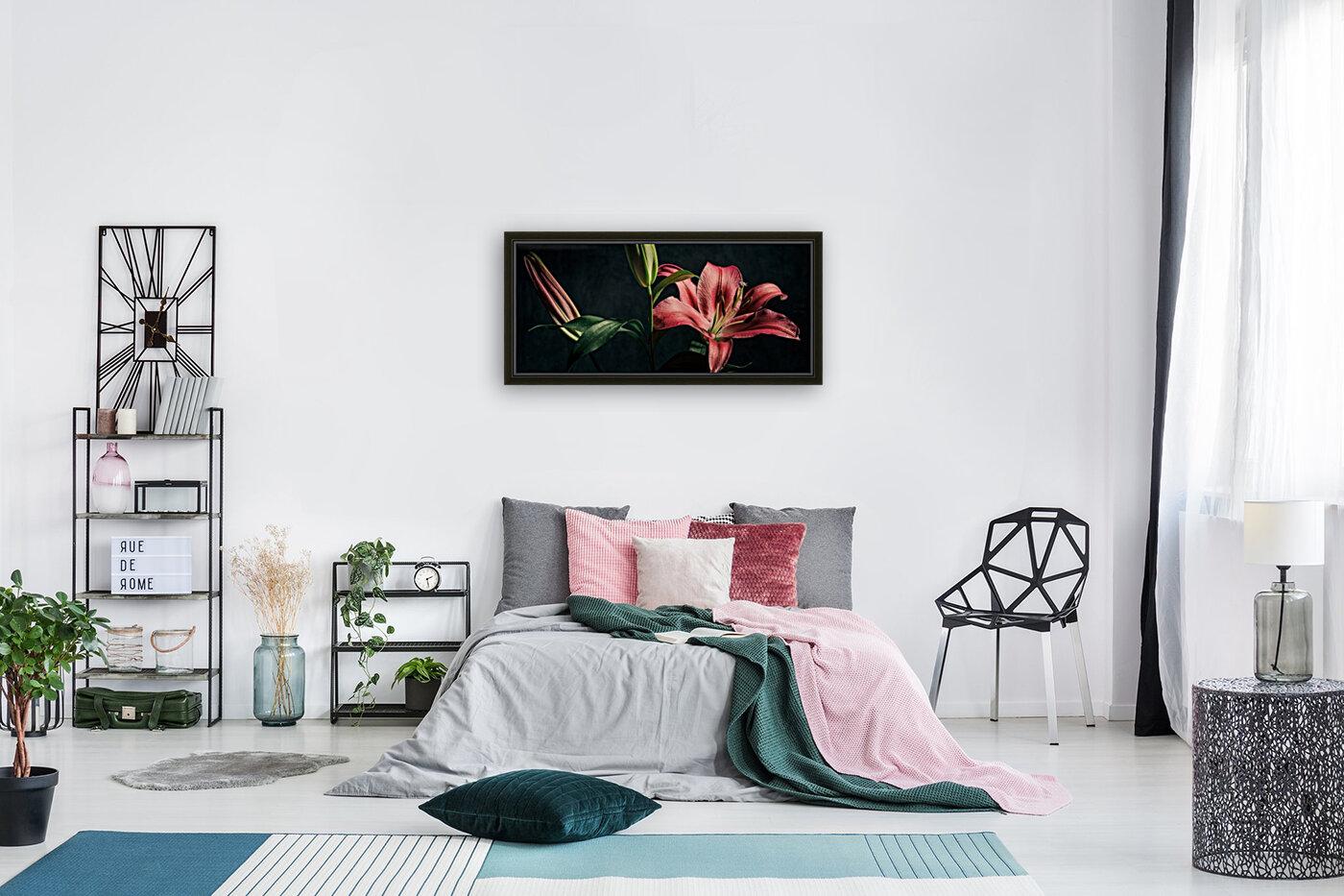 Floraison 1  Art