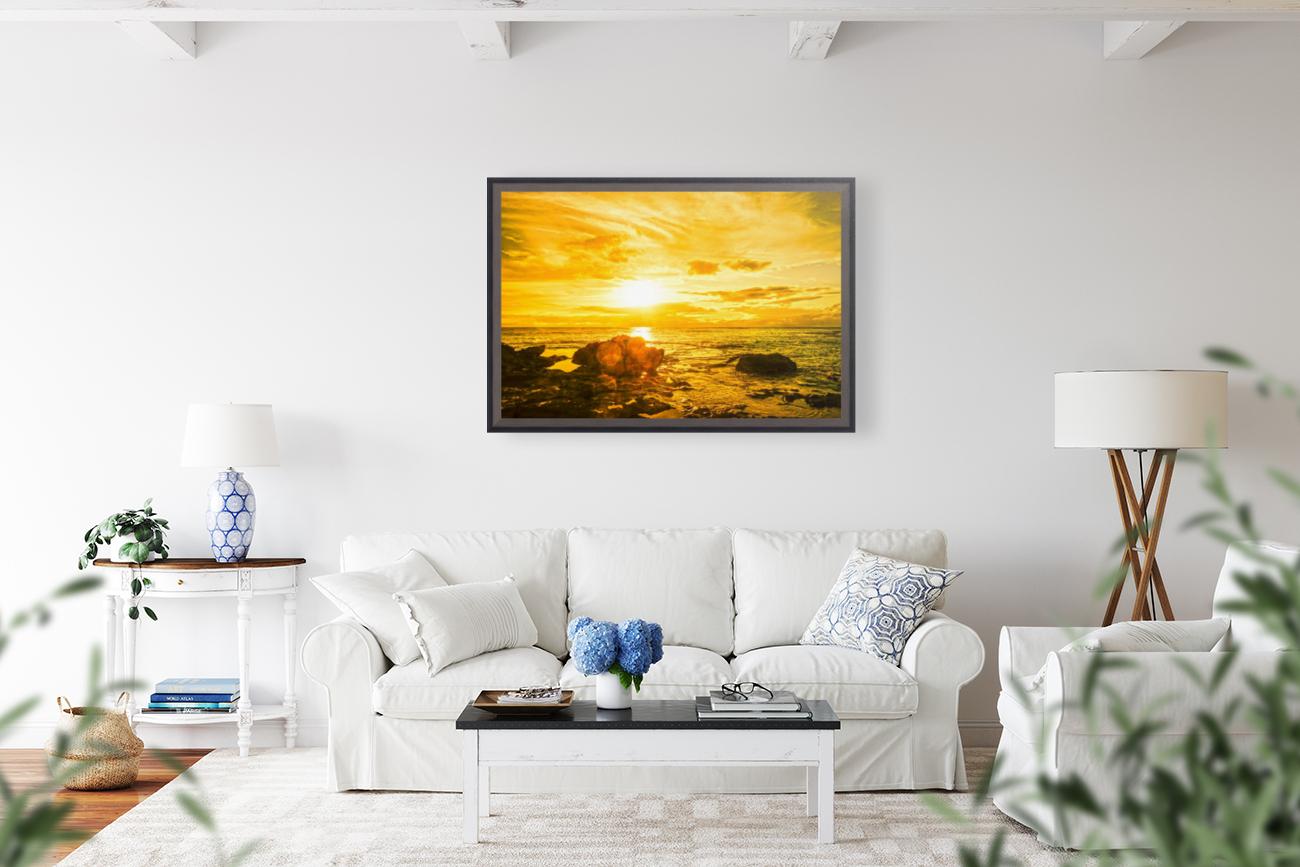 Majestic Sunset  Art