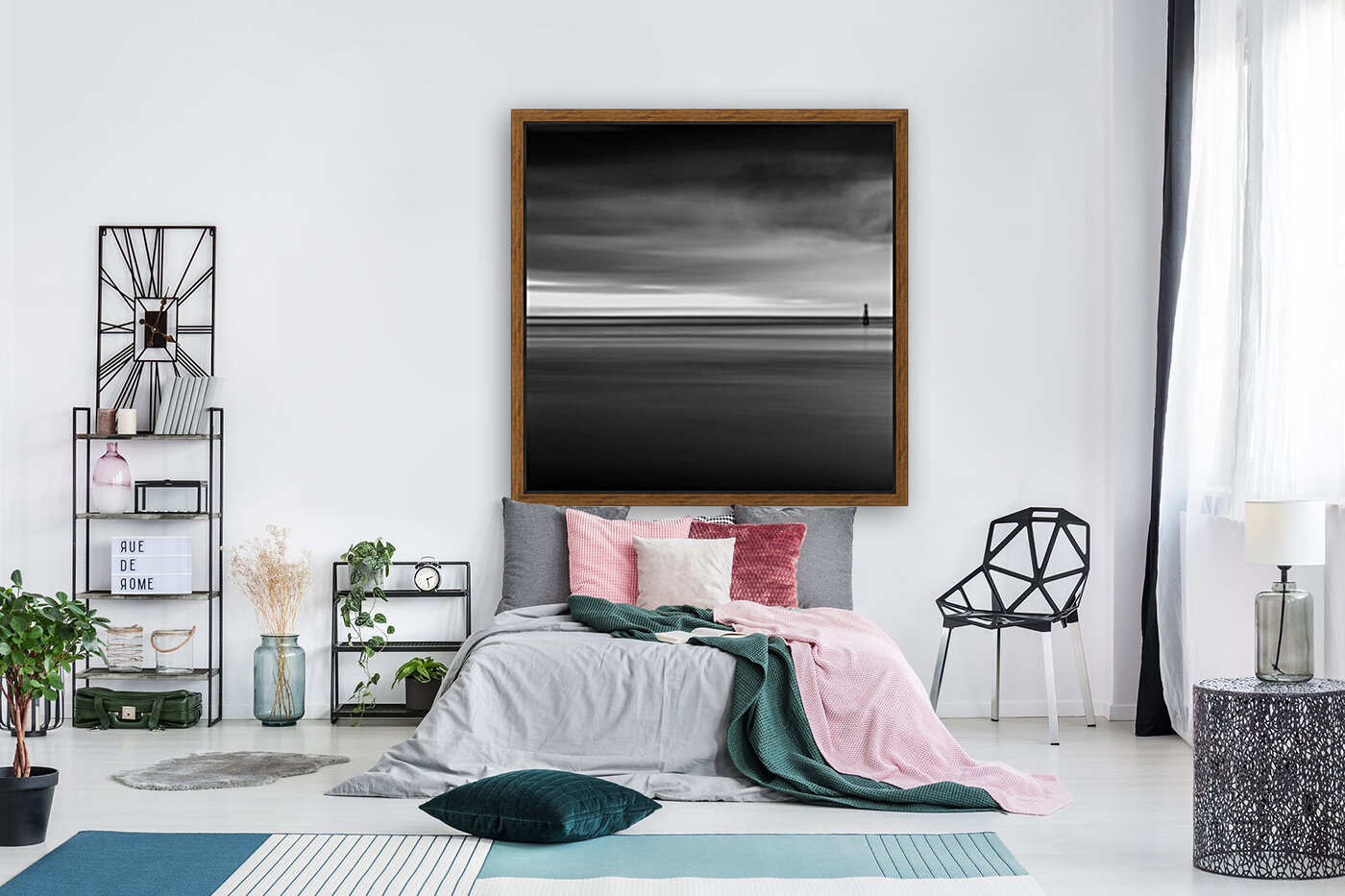 Calming Seas  Art