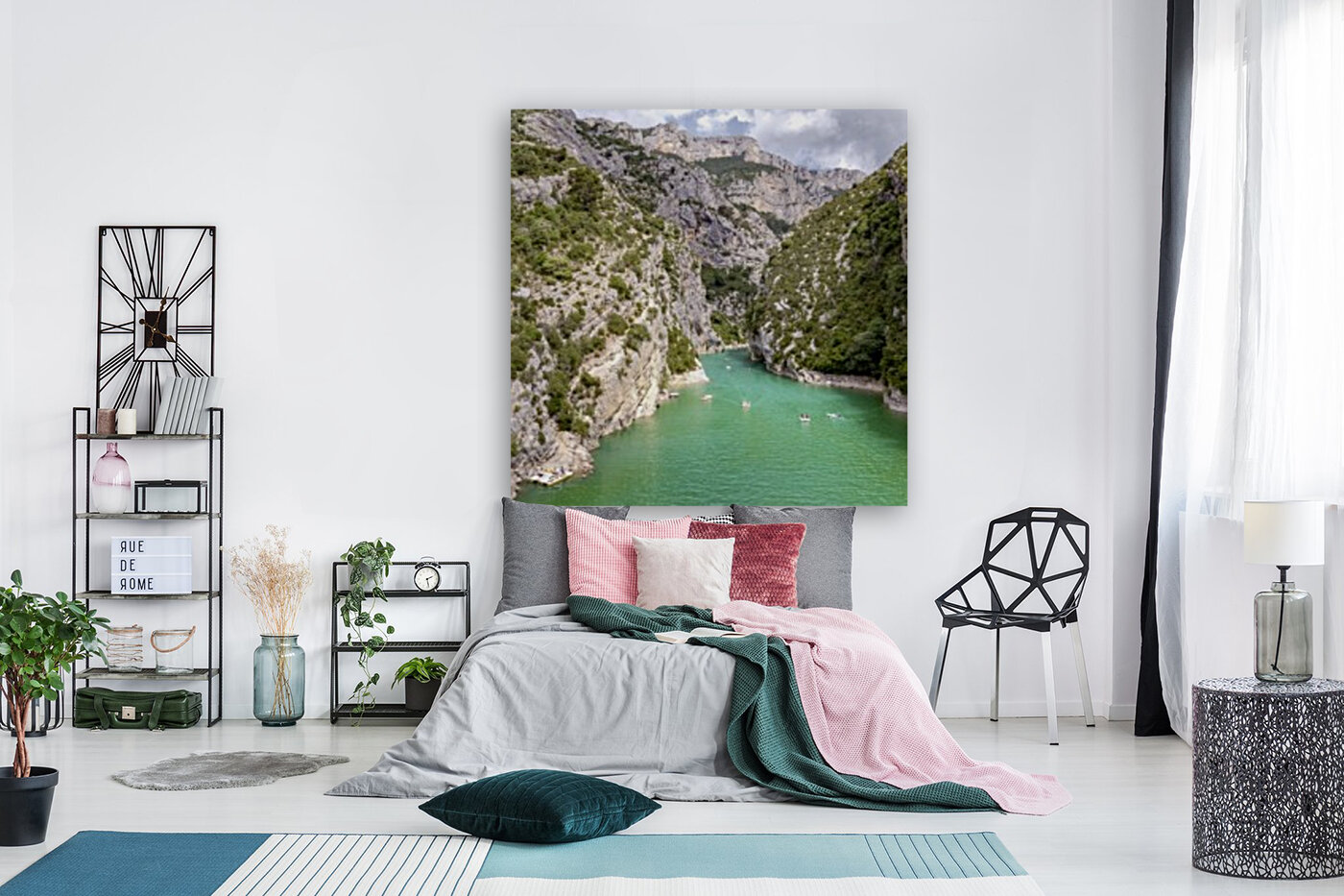 Les Gorges du Verdon  Art