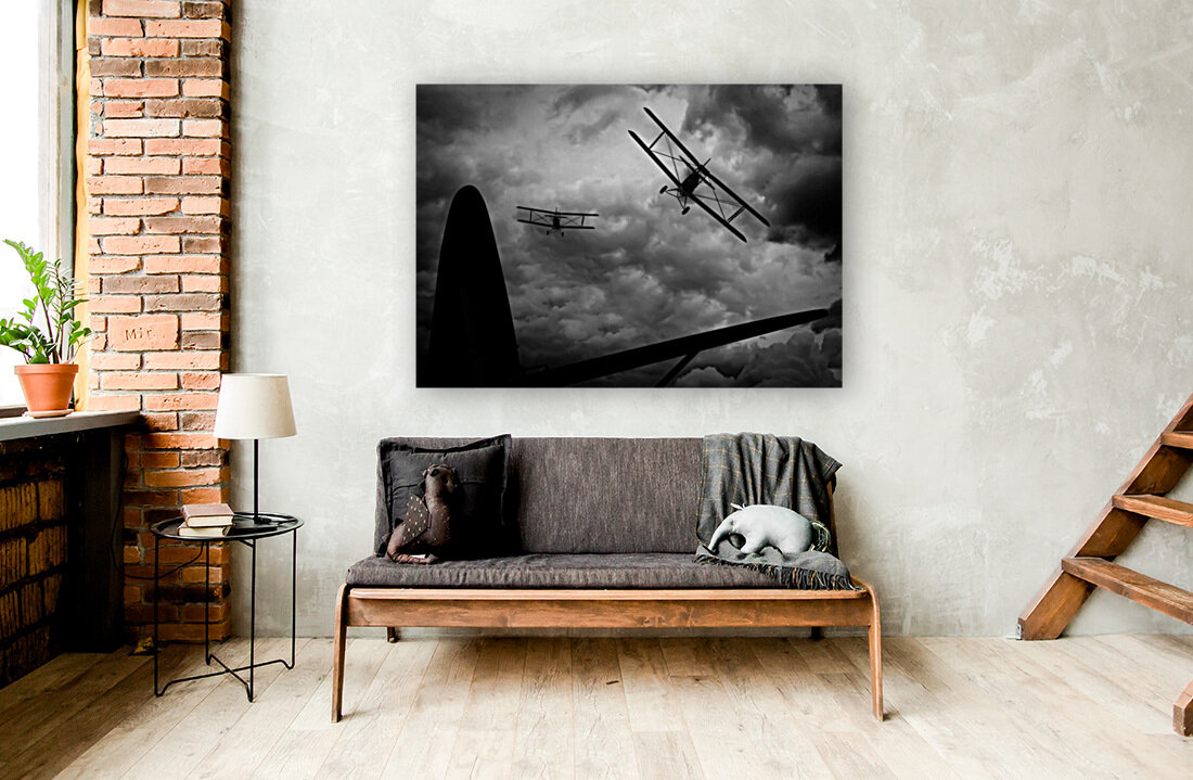 Air Pursuit   Art