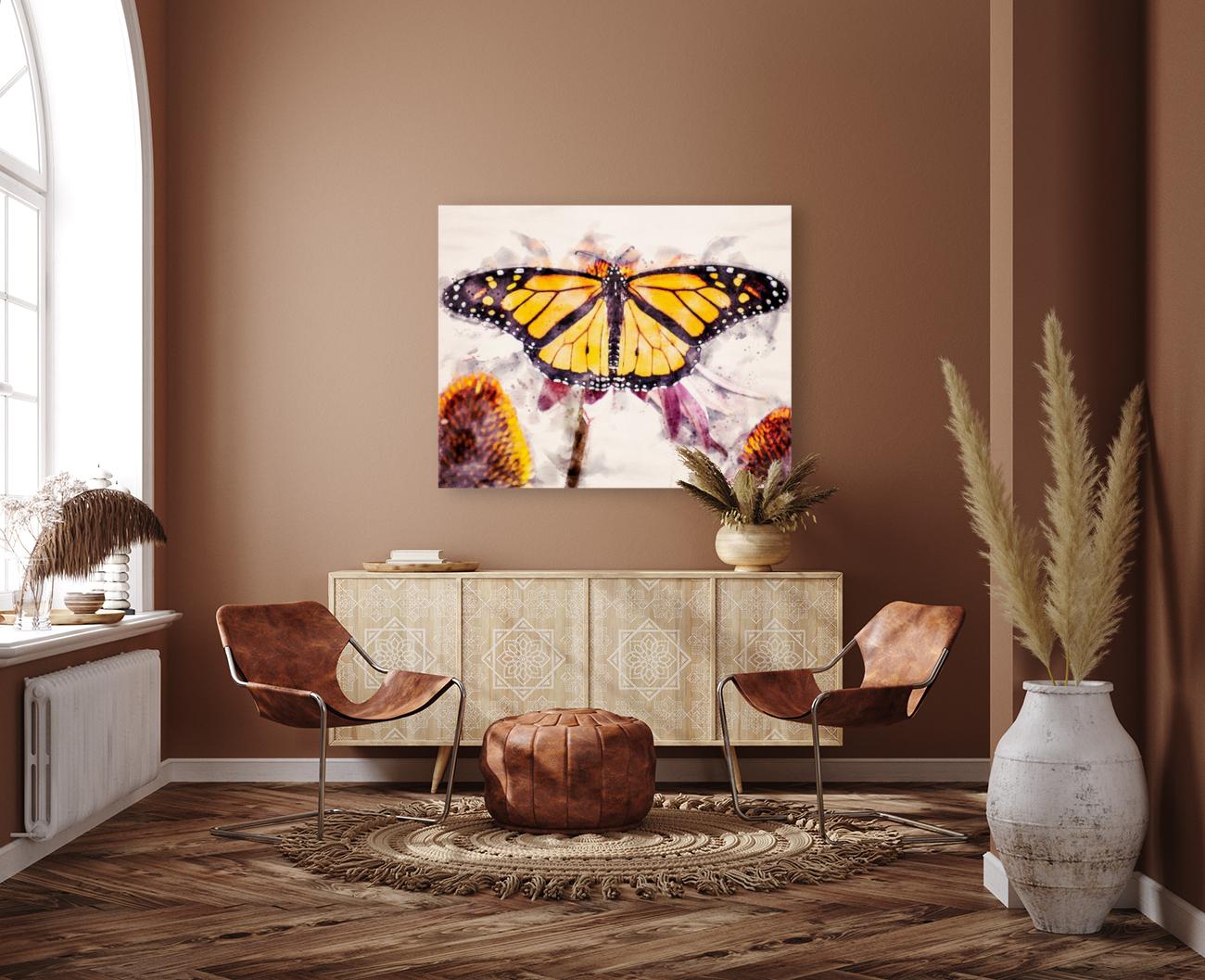 Monarch Butterfly  Art