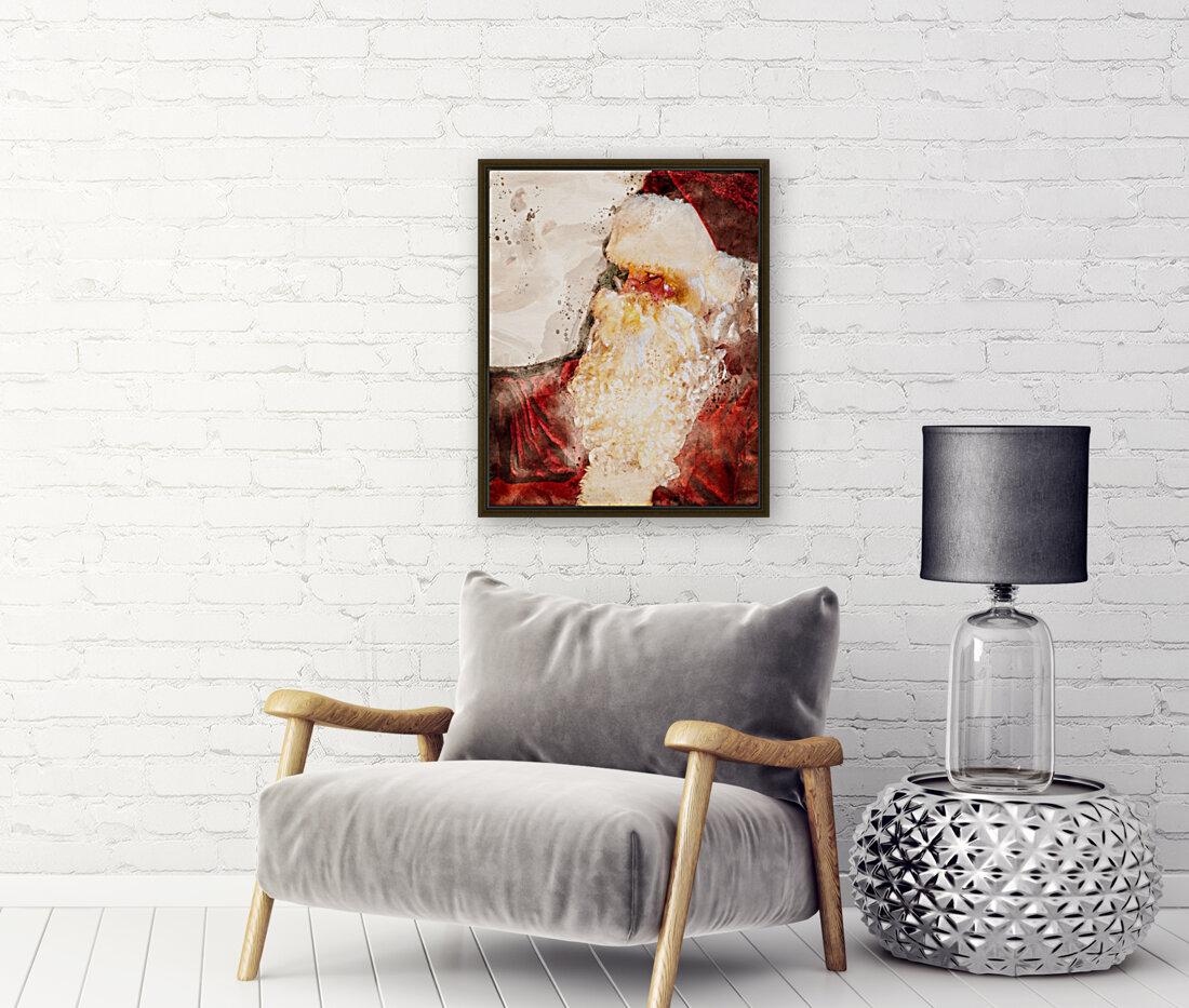Santa Claus Christmas  Art